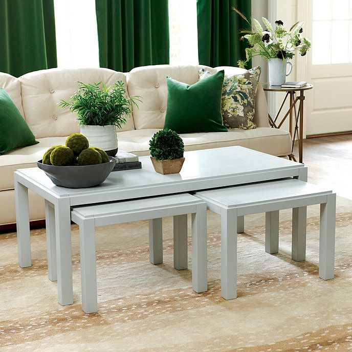 Best Sondra Nesting Coffee Table Ballard Designs Coffee 400 x 300