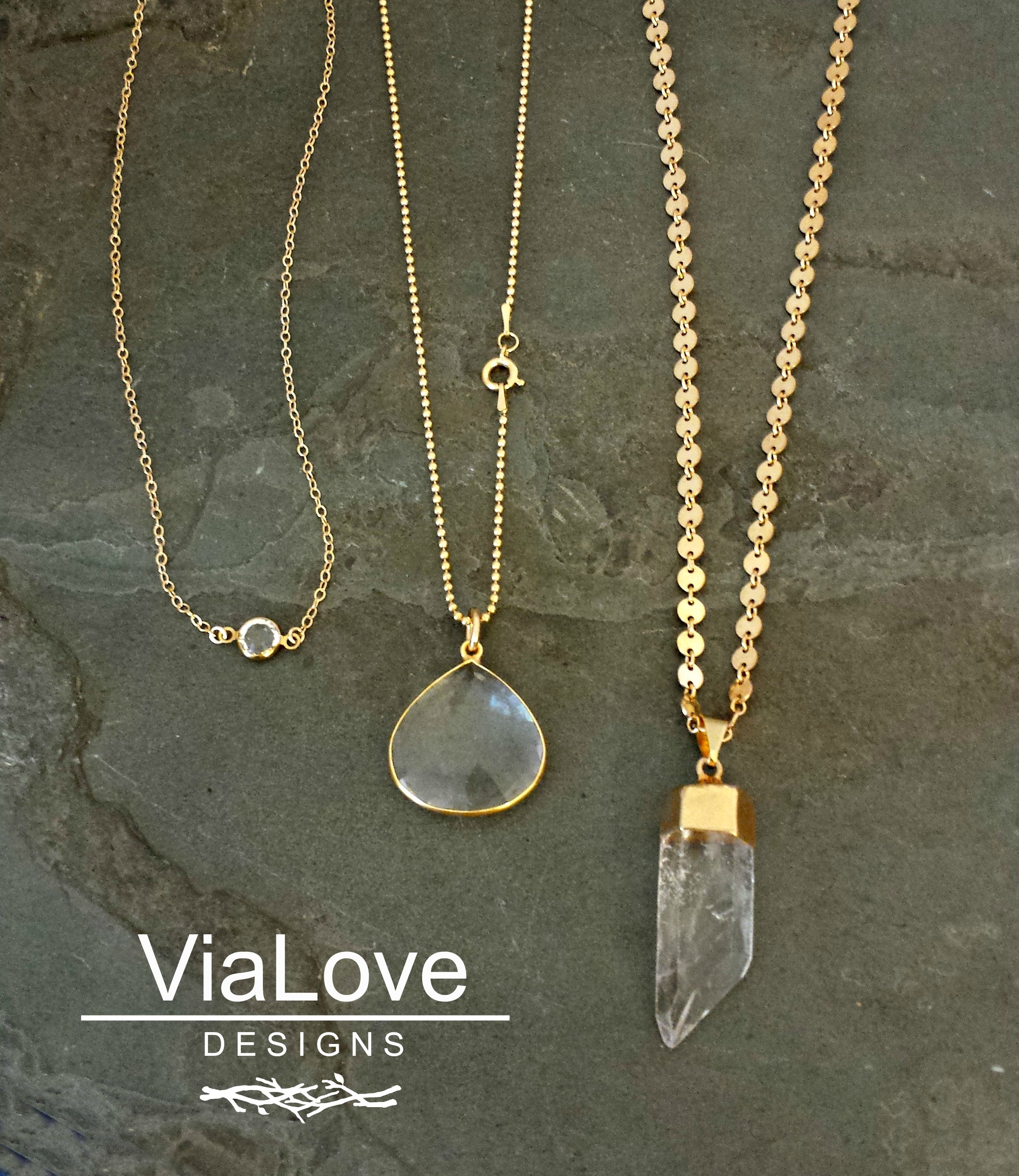 necklace in by alanna wrapped necklaces crystal natural wartenberg my pendants wire on skeletal wrap quartz point pin