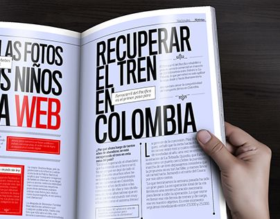 """Check out new work on my @Behance portfolio: """"Introducción al diseño editorial"""" http://on.be.net/1VNUwFx"""