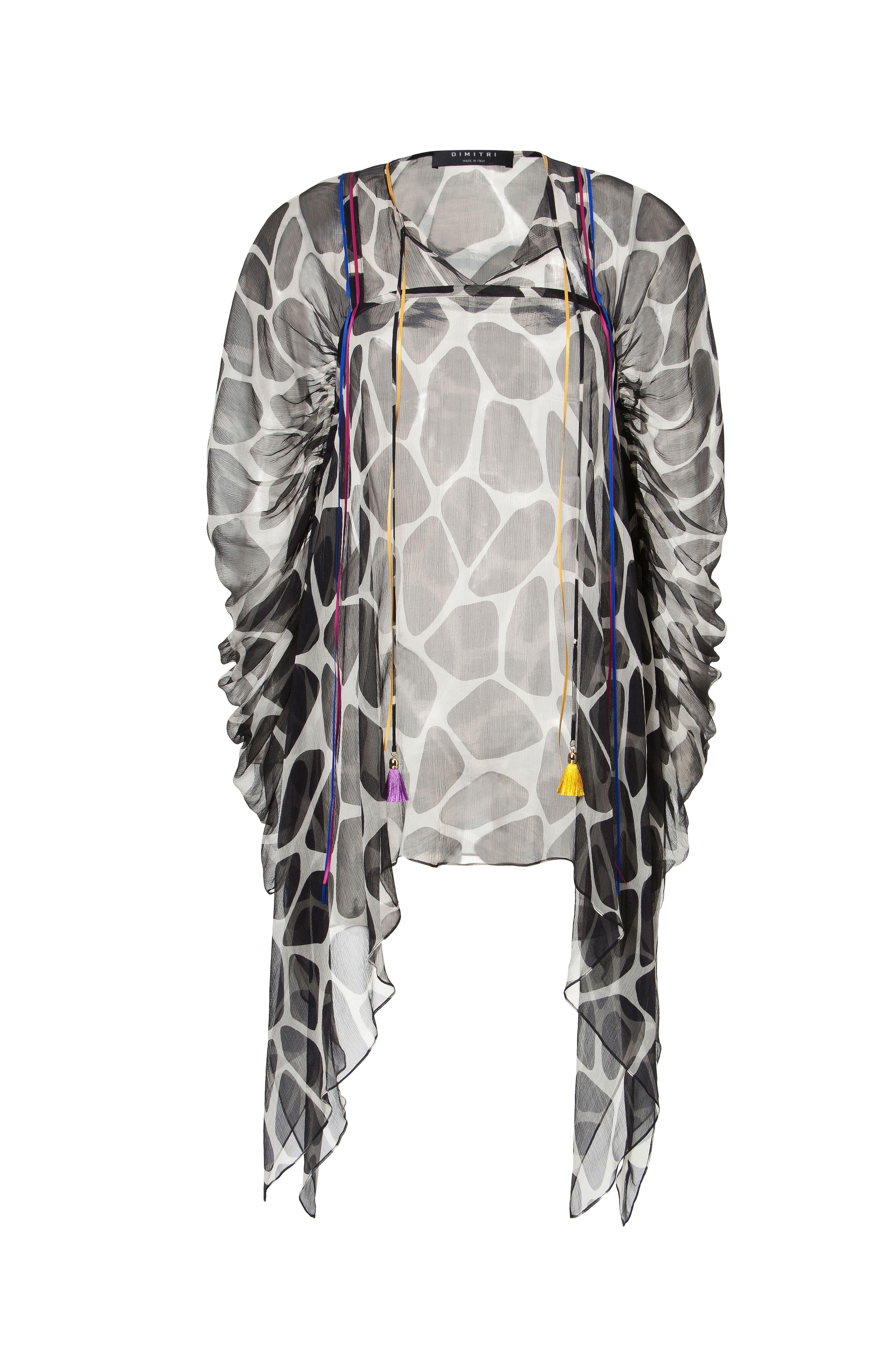 gaia tunic top by Dimitri #dimitri #top #fashion #madeinitaly