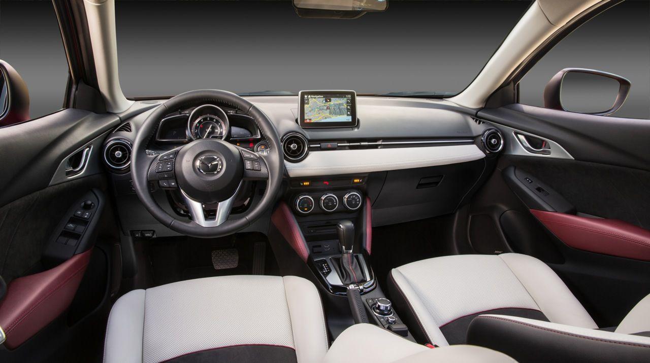 2017 mazda cx-3 mps interior changes | upcomingcars models