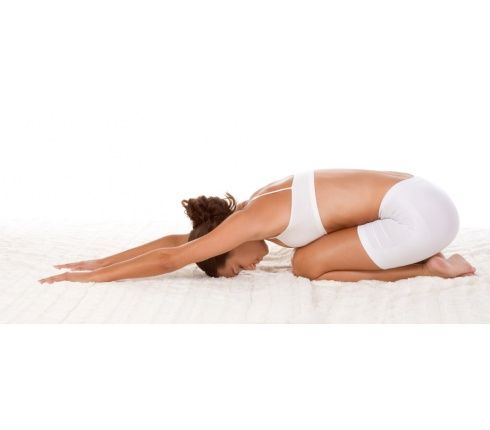 yoga for a healthy spine  child's pose  restorative yoga