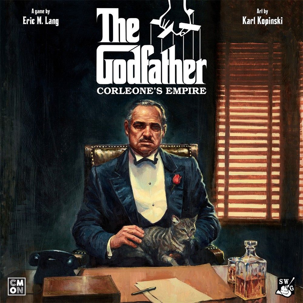 The Godfather Corleones Empire Game
