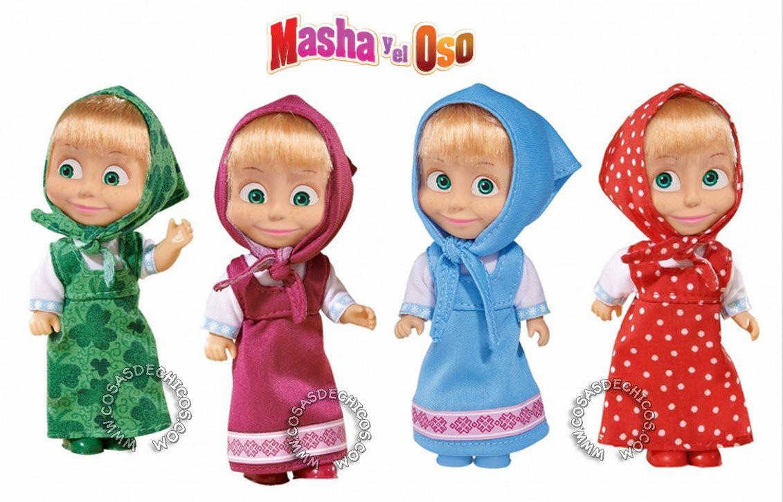 Muñeca #Masha #MashaYelOso #Original @MashaYelOso #CosasDeChicos www ...