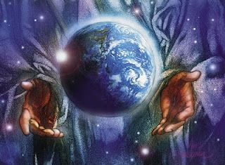 World In His Hands Jesus Art Pictures Of Jesus Christ Pictures