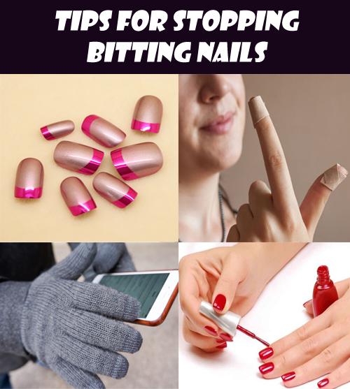 Know How To Stop Biting Nails Disorder Best Anti Nail Polish Easiest Ways For Breaking Habit Cure And Remes S