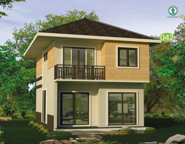 แบบบ านฟร สองช น 4 ห องนอน 3 ห องน ำ บ านไอเด ย แบบบ าน ตกแต งบ าน เว บไซต เพ อบ านค ณ House House Styles House Design