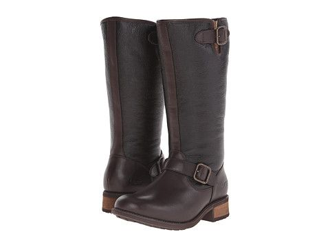 Ugg Chancery Leather Boots Women Womens Boots Boots
