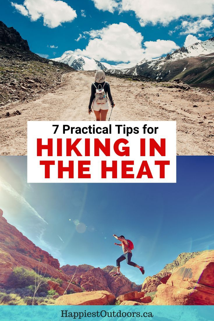 Photo of Tips for Hiking in Hot Weather | Happiest Outdoors