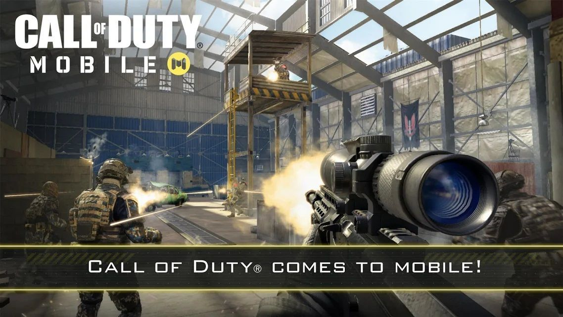 Call Of Duty Mobile With Images Call Of Duty Activision