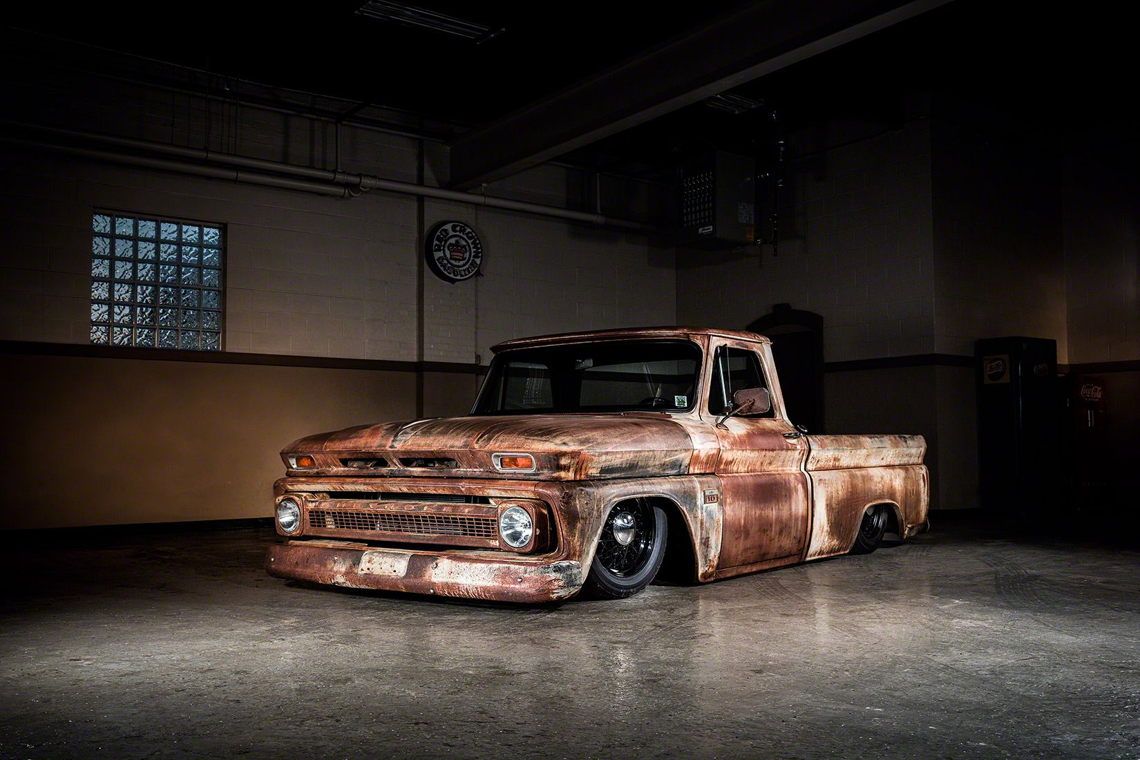 1966 chevy c10 2wd