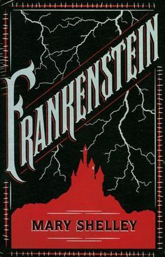 Image result for frankenstein book cover