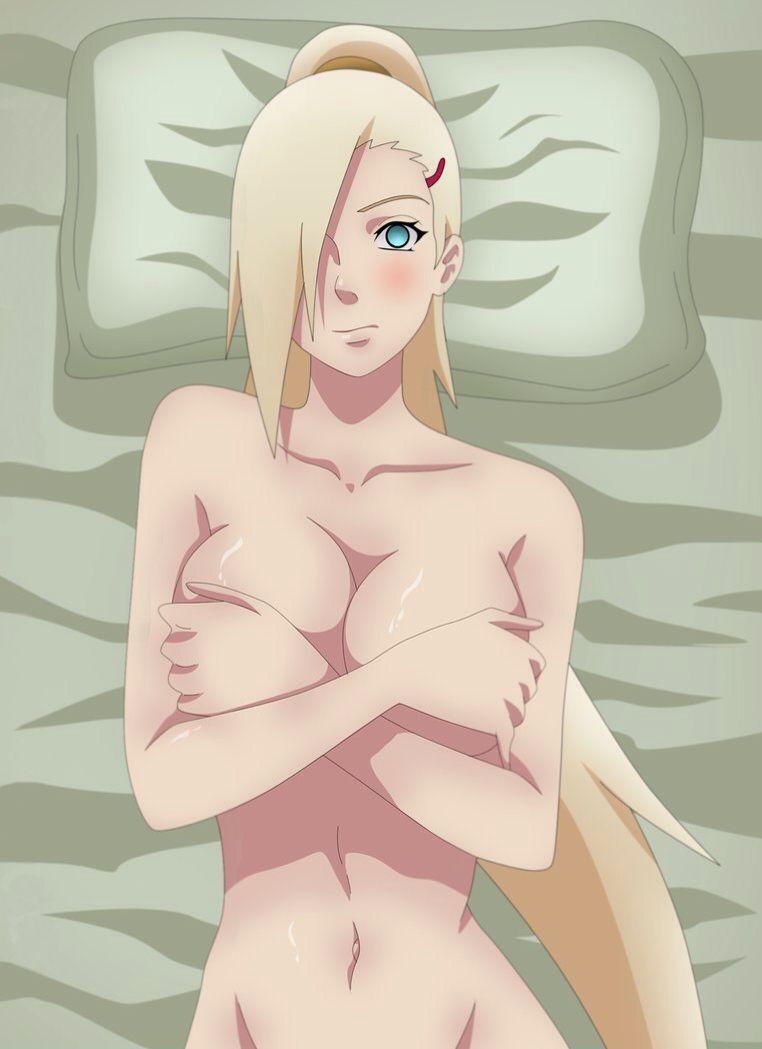 Something is. yamanaka ino hentai agree