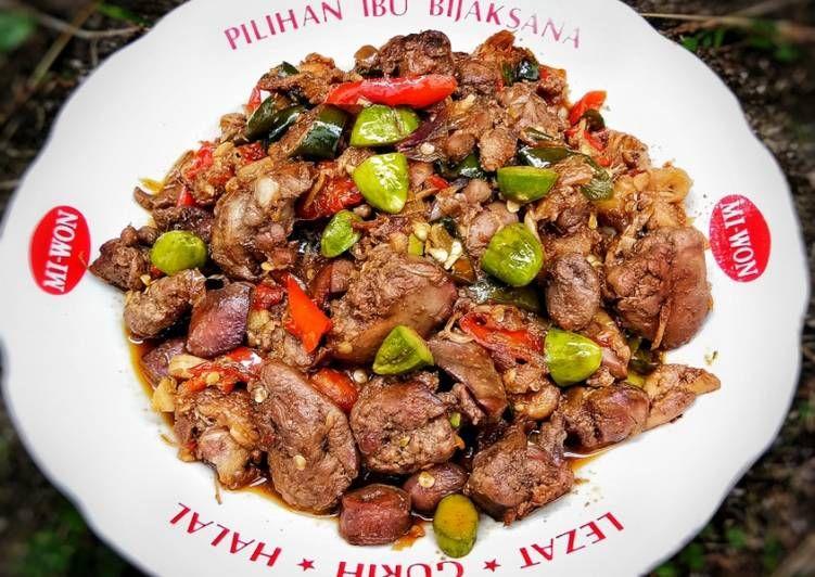 Resep Sambal Goreng Ati Ayam Oleh Indrajied Resep Resep Masakan Masakan Resep