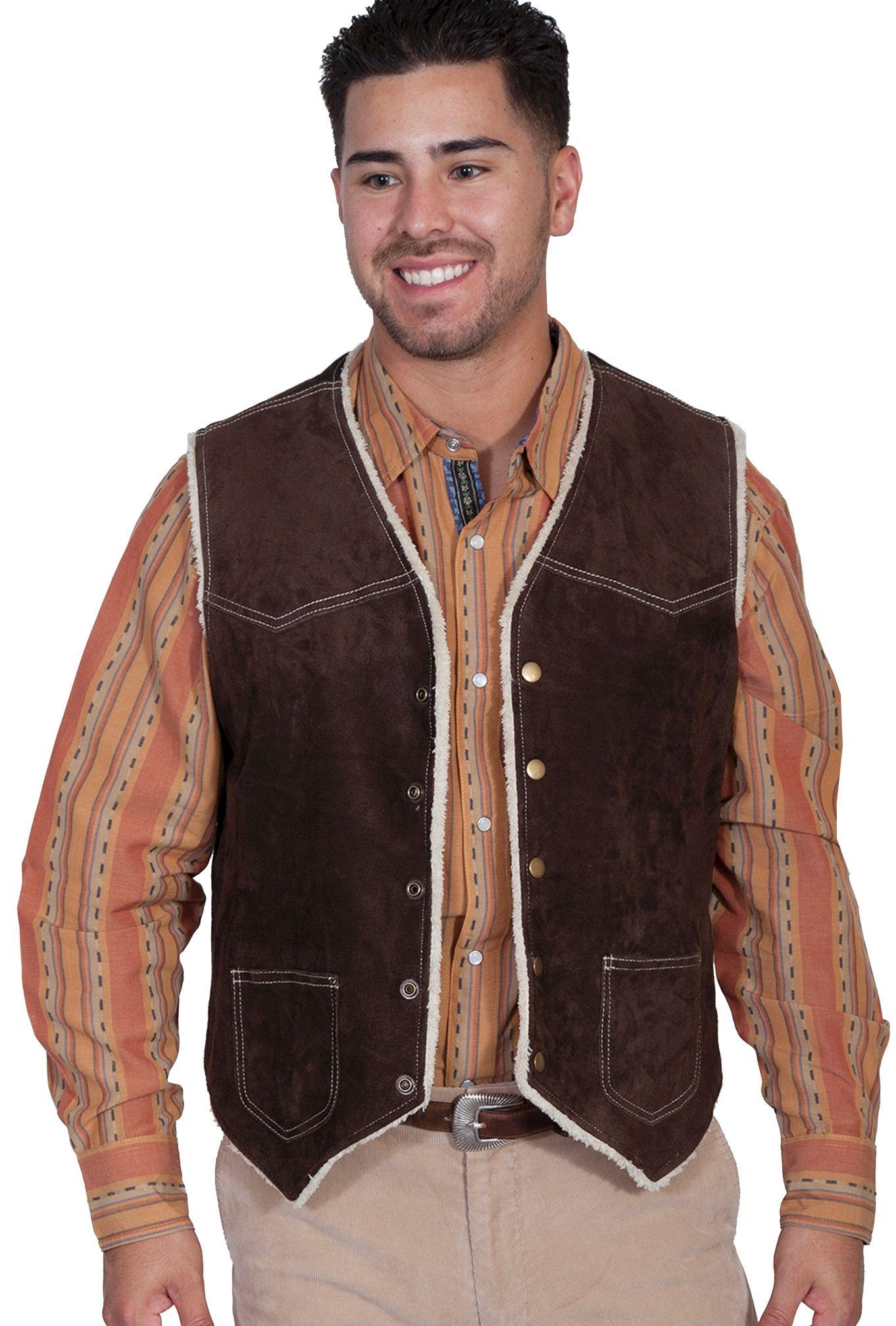 Fur Western Vest Sheepskin Vest Sheepskin Western Vest Clint Eastwood Vest Clint Eastwood Sheepskin Vest Mens Western Vest Western Vest Mens Western Wear [ 2016 x 1362 Pixel ]