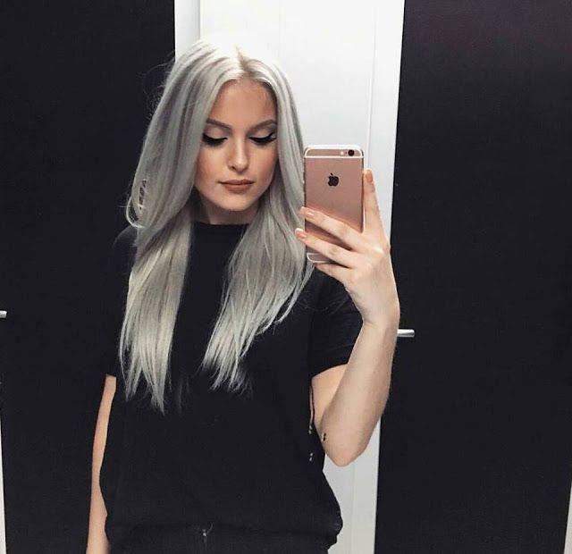 #Haircolor #color #hair #style #woman  Die TOP Frisuren des Monats - April 2016! - Frisuren Stil Haar