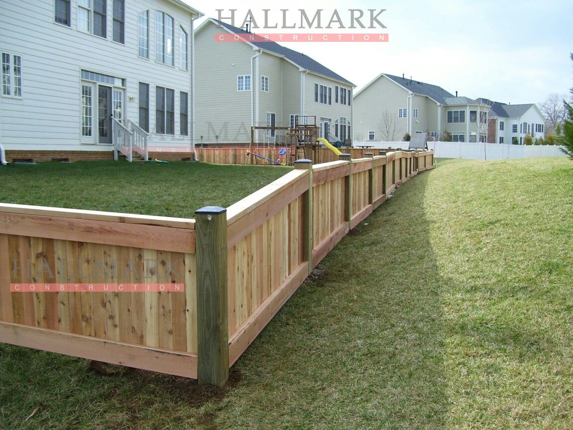3 Foot Fence Fence Design Fence New Homes