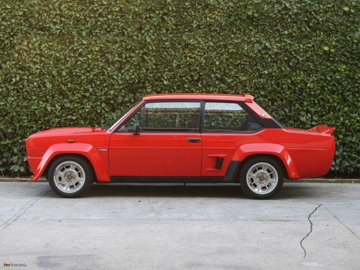 Fiat 131 Abarth Cars Rallycars Classic Italia Fiat Abarth Alte