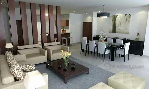 Dise o interior sala comedor renders 3d interiores for Diseno de interiores sala de estar comedor