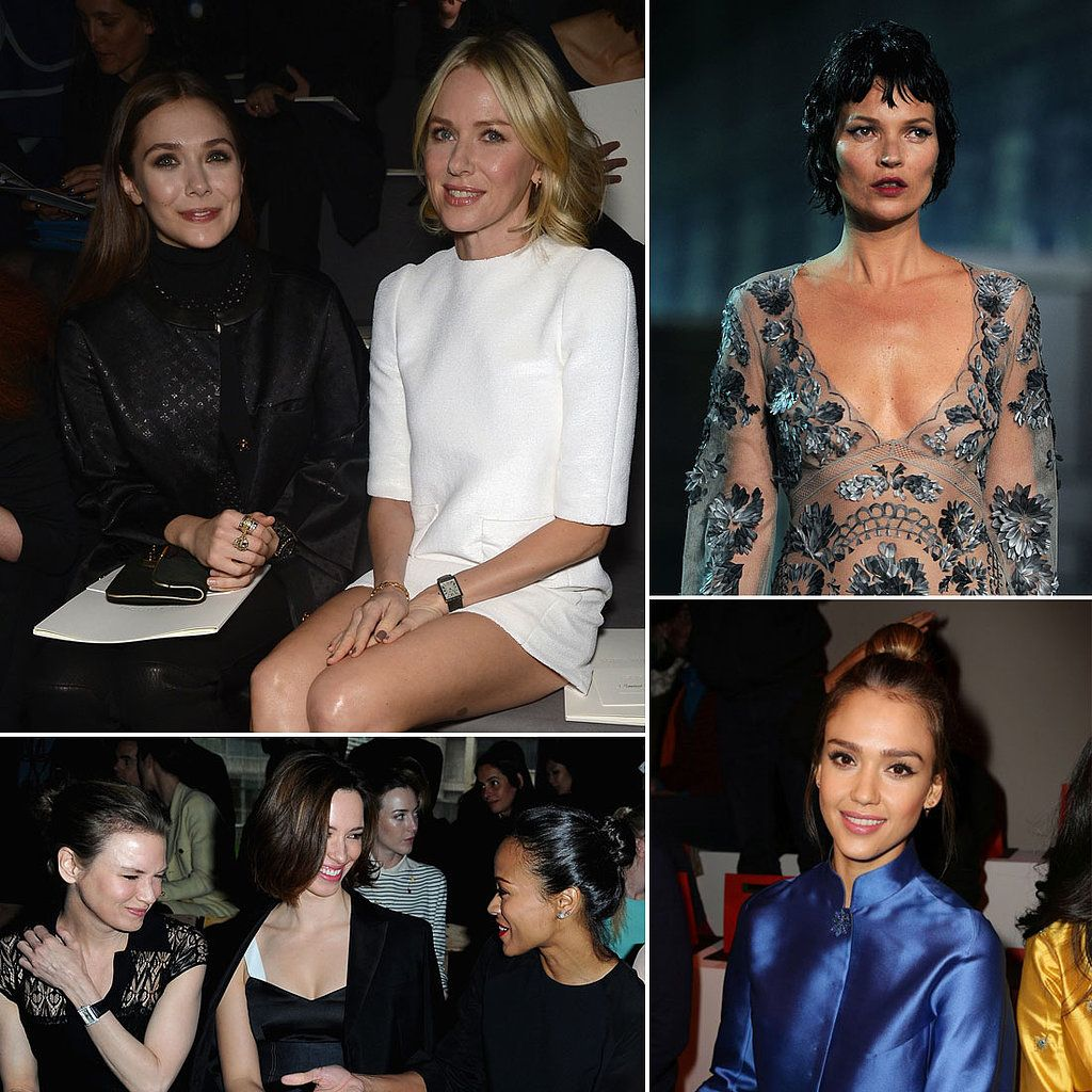 Celebrities at Paris Fashion Week - http://www.bestfashionweek.com/celebrities/celebrities-paris-fashion-week.html
