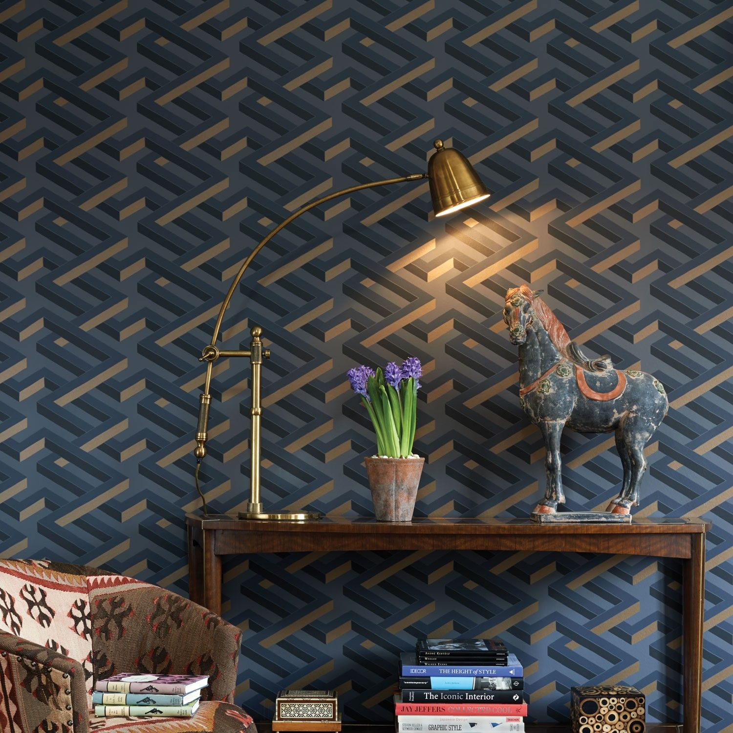 Cole & Son Luxor Wallpaper 10510 £80.00 Cole and