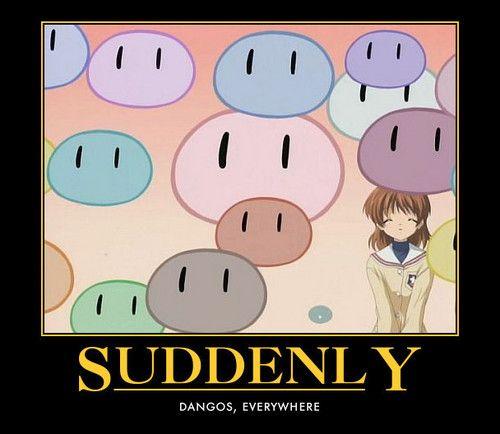 Suddenly Clannad Anime Clannad Clannad Funny