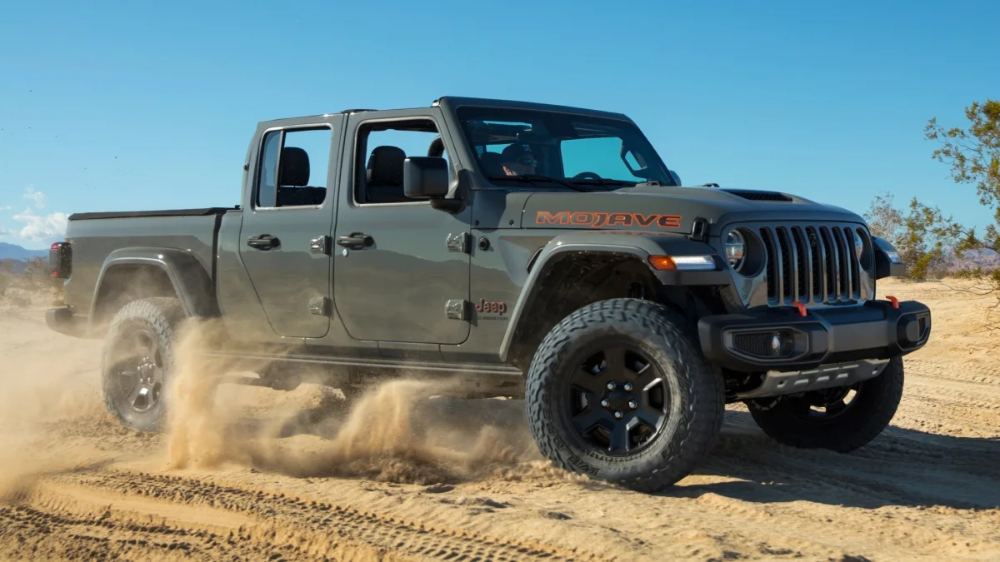 Here Are The Hardware Changes Behind The 2020 Jeep Gladiator