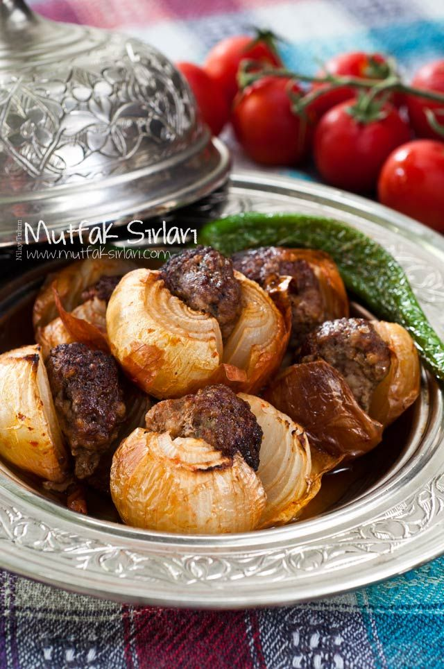 sogan_kebabi Turkish Kebab | Mutfak | Pinterest | Türkisch ...