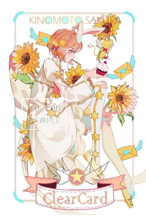 Sakura Kinomoto By Pixiv Id 32338078 Anime Cardcaptor Sakura Hoa Anh đao