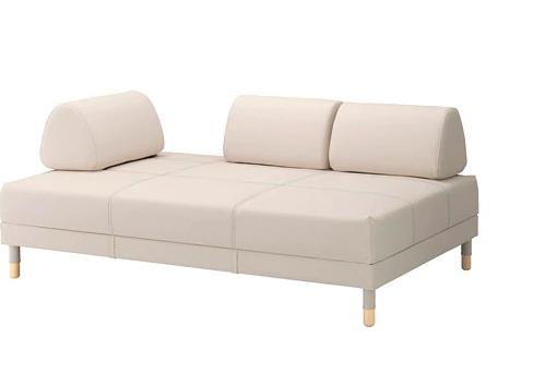Fabulous Flottebo Sleeper Sofa Lofallet Beige In 2019 Boho Dailytribune Chair Design For Home Dailytribuneorg