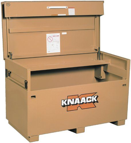 Knaack 69 Storagemaster Jobsite Storage Chest Continue To The Product At The Image Link This Is An A With Images Storage Sheds For Sale Storage Garage Storage Systems