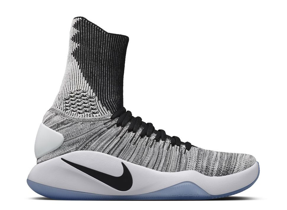 3868ec84c09f hyperdunk 2016 flyknit  nike hyperdunk 2016 elite launches in black white  colorway eu kicks sneaker magazine
