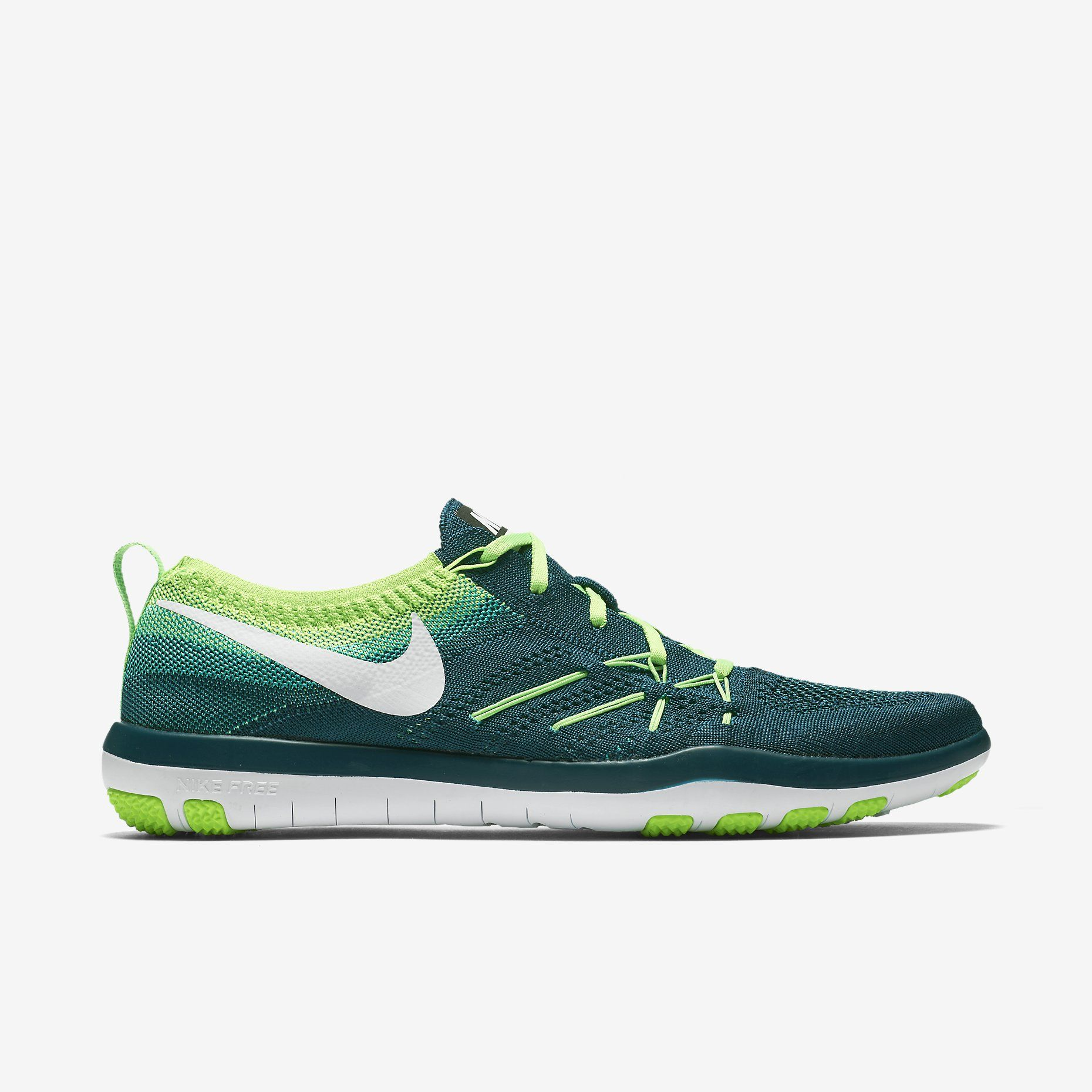 Womens NIKE FREE TR FOCUS FLYKNIT Trainers 844817 301