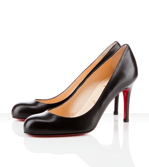 christian louboutin simple pump comfort