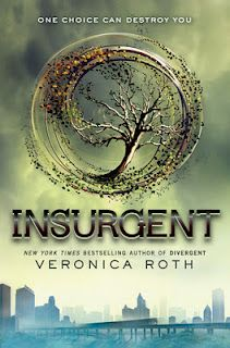 Wonderful Sequel to Divergent! Fast paced story that still managed a lot more character development. Thumbs up to you Veronica Roth! (2012)