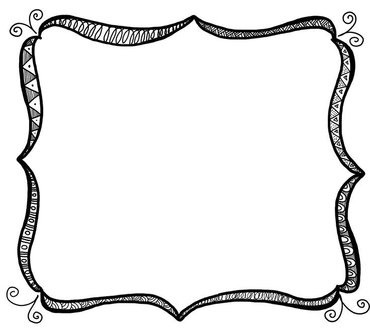 Related image   Printables   Pinterest   Free frames, Clip art and ...