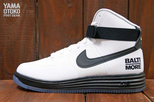 Baltimore Nike Lunar Force 1 QS | Nike