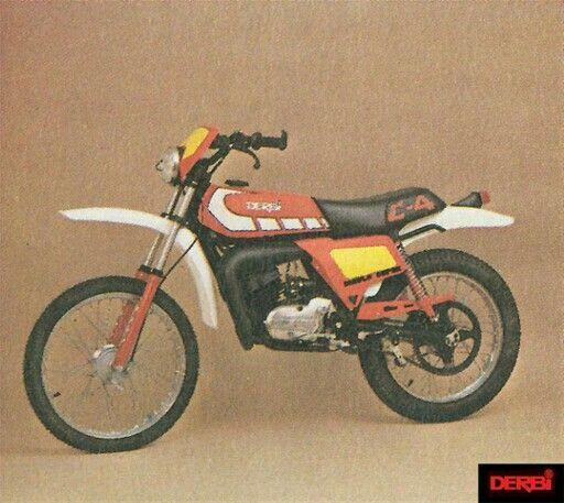 Derbi C 4 49cc Motos Antiguas Motos Clasicas Motos Enduro