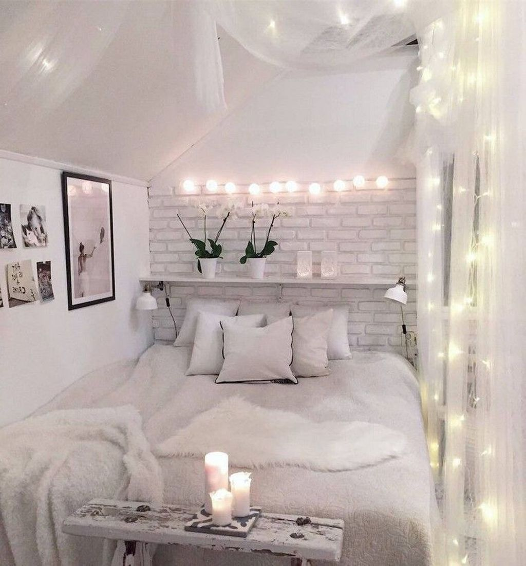 32 The Best Diy Bedroom Decor Ideas You Have To Try Pimphomee Small Bedroom Decor Tumblr Room Decor Small Room Bedroom