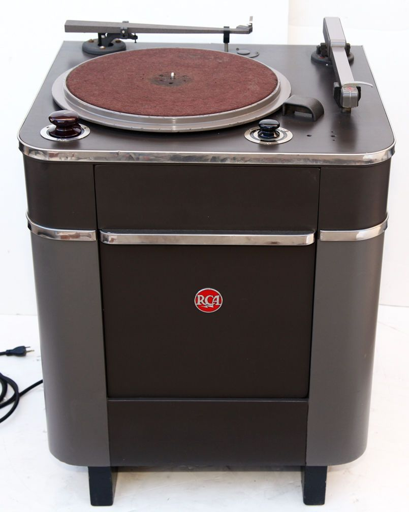 Rca 70 C Broadcast Record Player Turntable Gallery