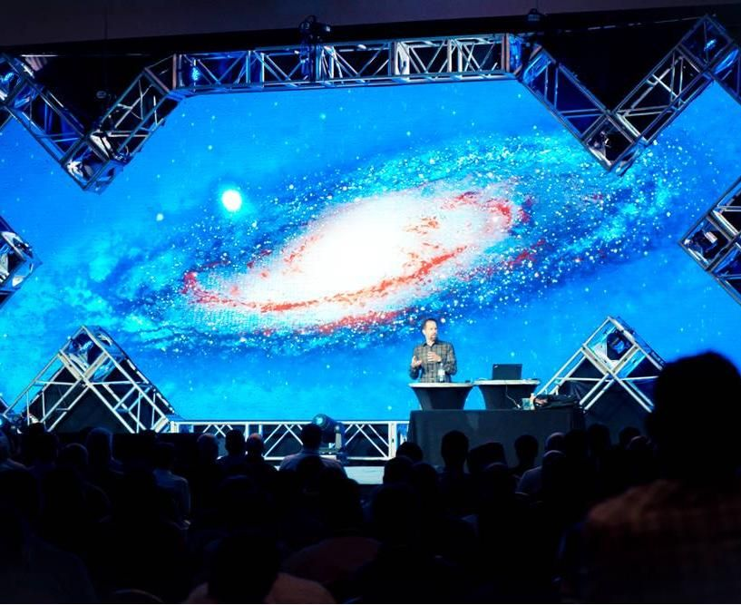 Truss Staging Lighting Video Led Wall Stage Design Stage