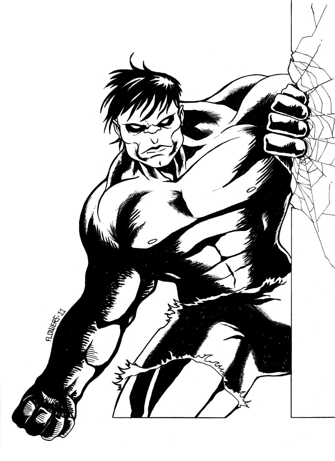 Hulk Tattoo Designs | MadSCAR