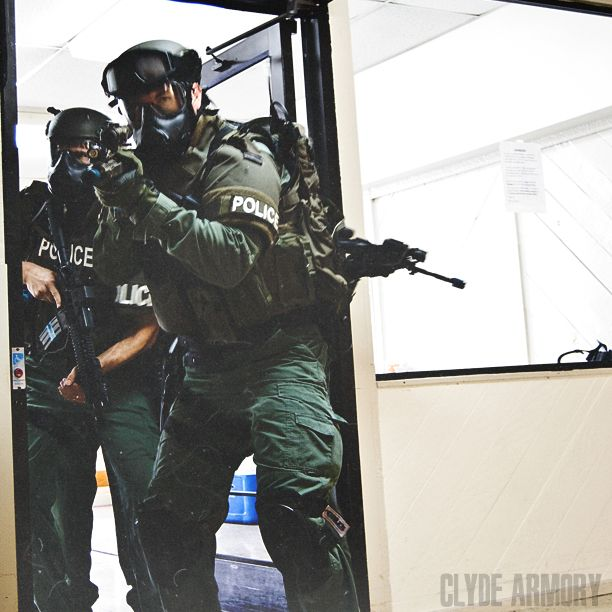 Active Shooter training |CLYDE ARMORY|