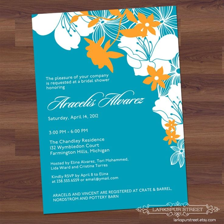 blank beach bridal shower invitations%0A Find this Pin and more on Invites  u     Blanks