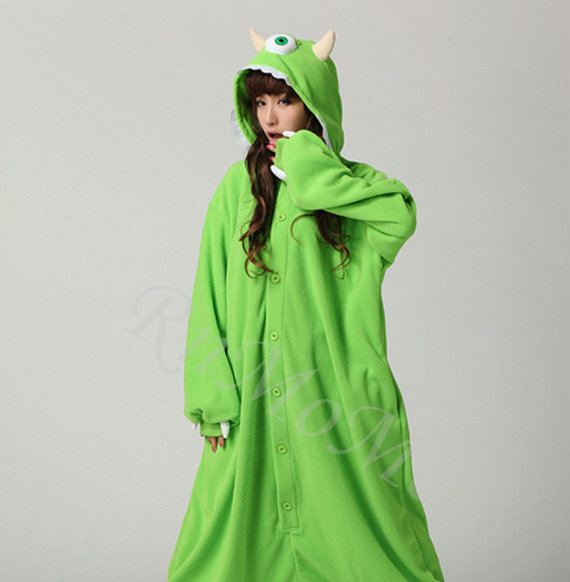 New Adult  Kigurumi Animal Onesie11 Cosplay Pyjamas Costume Fancy Dress HOT UK