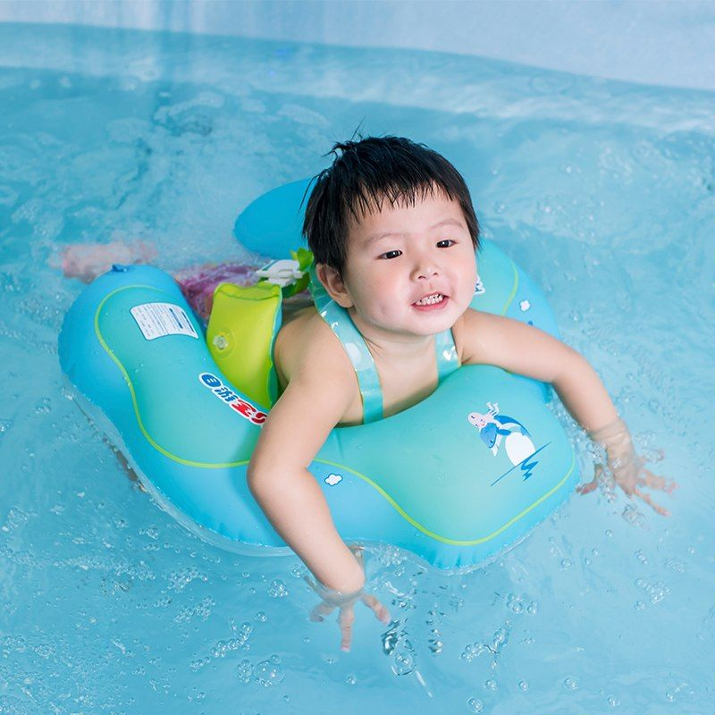 Baby Armpit Floating Inflatable Swim Ring Baby Gear City Swimming Pool Accessories Children Swimming Pool Kids Swimming