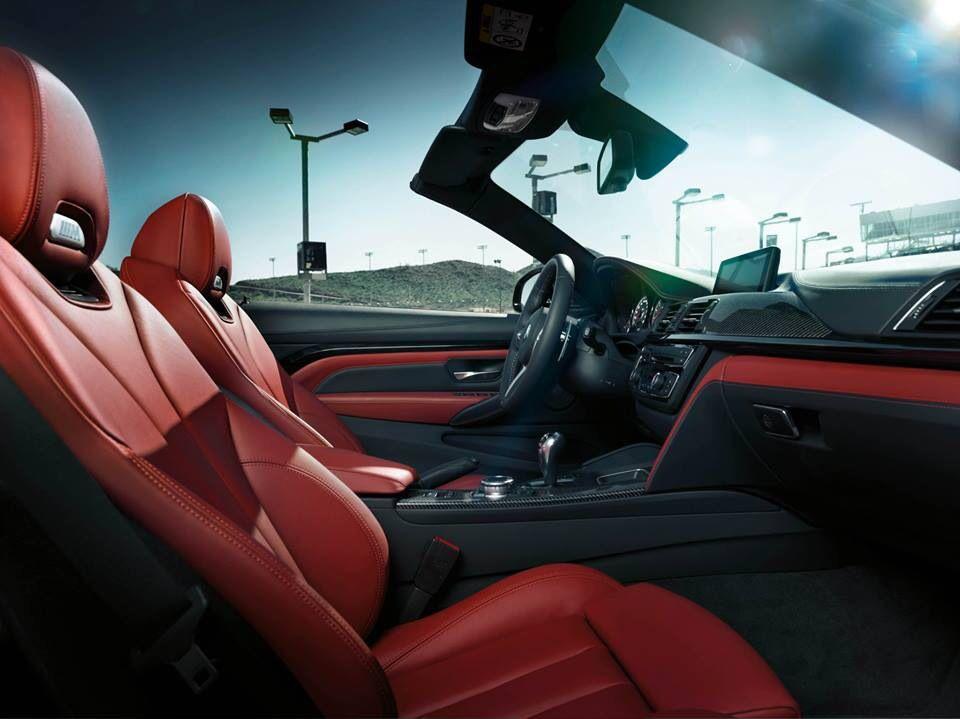 M4 interiors