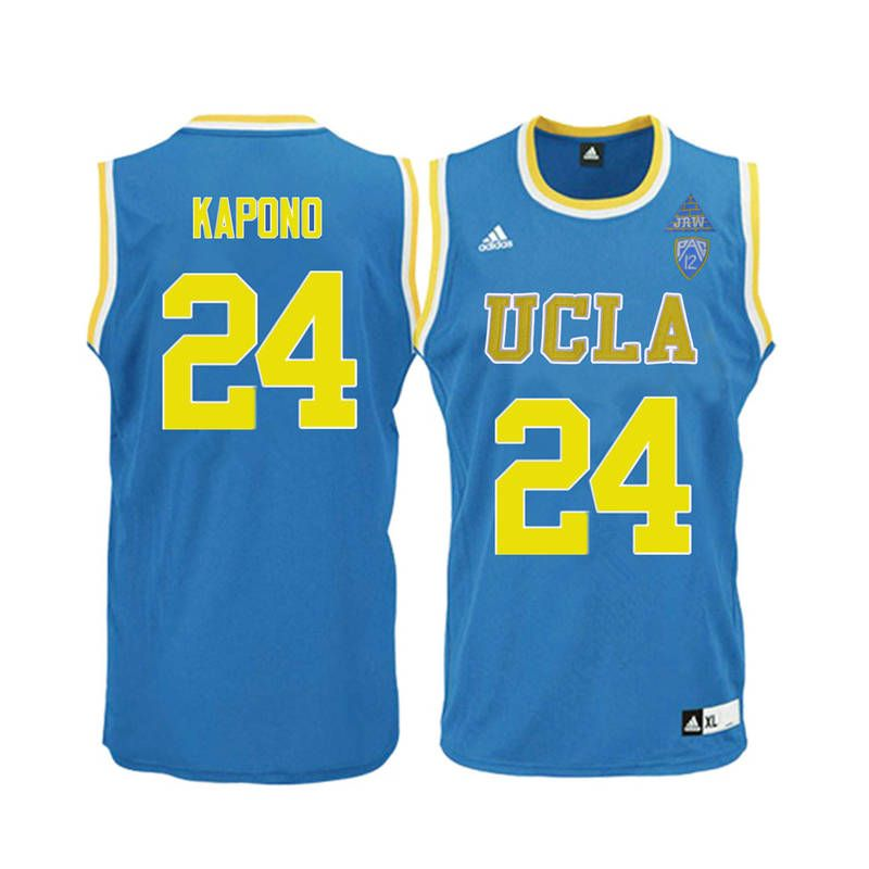 more photos 3836b f5bb8 Men UCLA Bruins #24 Jason Kapono College Basketball Jerseys ...