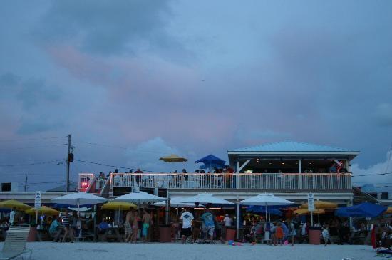 Caddys On The Beach The Bar 9000 Gulf Blvd Treasure Island