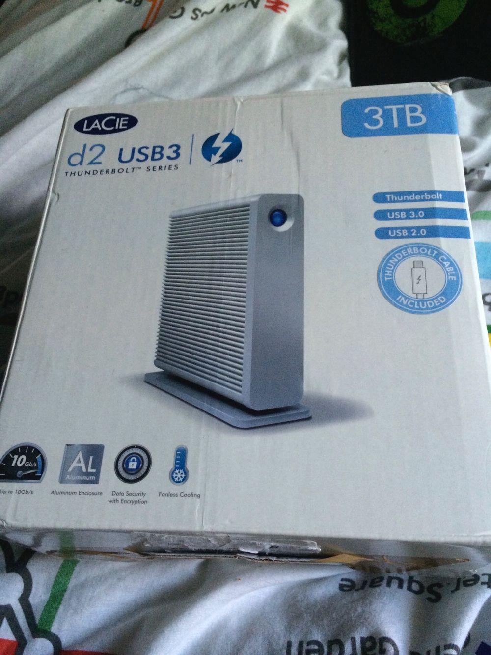 Lacie D2 Thunderbolt Hard Drive Technology Products Bluetooth Technology Amazon Echo
